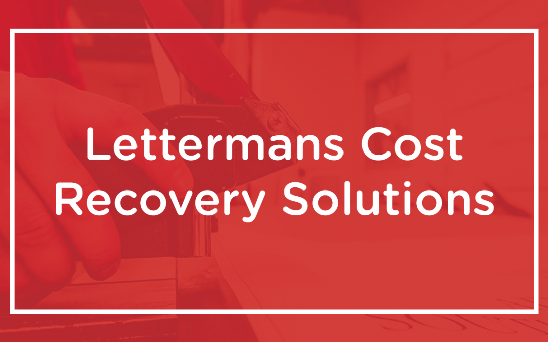 Lettermans Cost Recovery Solutions
